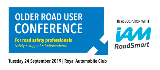 Older Road User Conference Logo